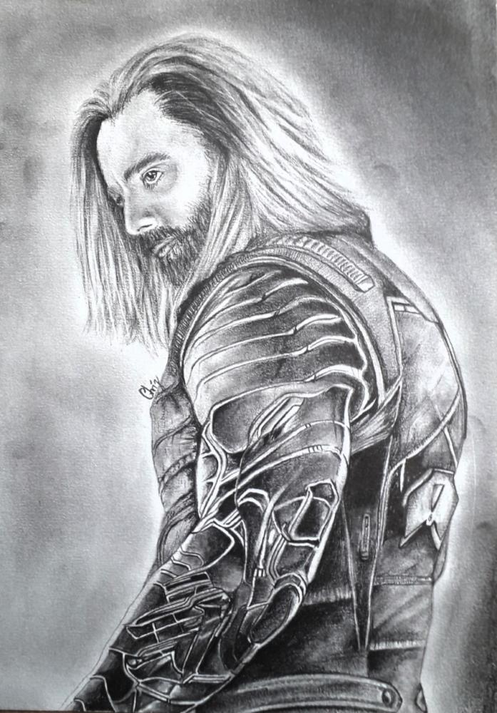 Sebastian Stan par chrispicture